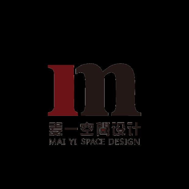 麦一空间设计logo